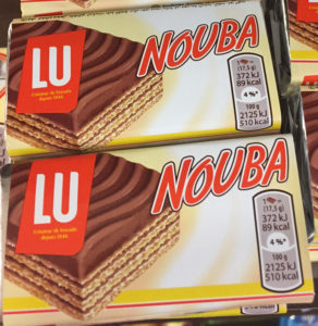 Diet Rating: 8/10. Nouba Crisp Wafer Bars Will Give Your Taste Buds An Even  Greater Experience Without Adding Extra Sugars Or Carbs.
